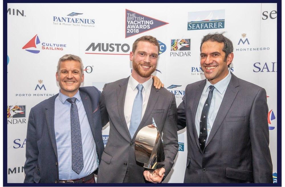 Lagoon 50 wins British Yachting Awards