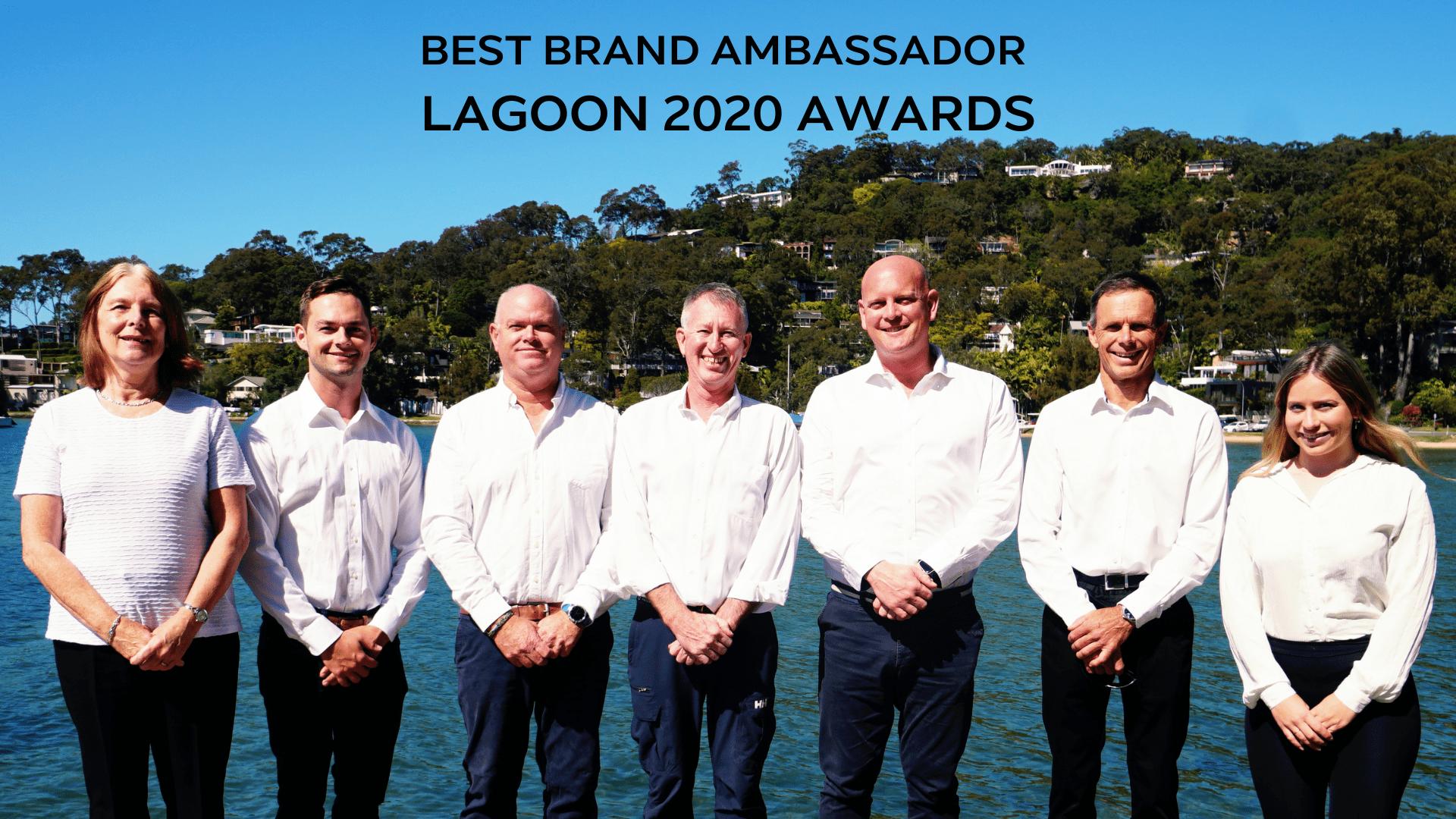 2020 Worlds Best Lagoon Brand Ambassador