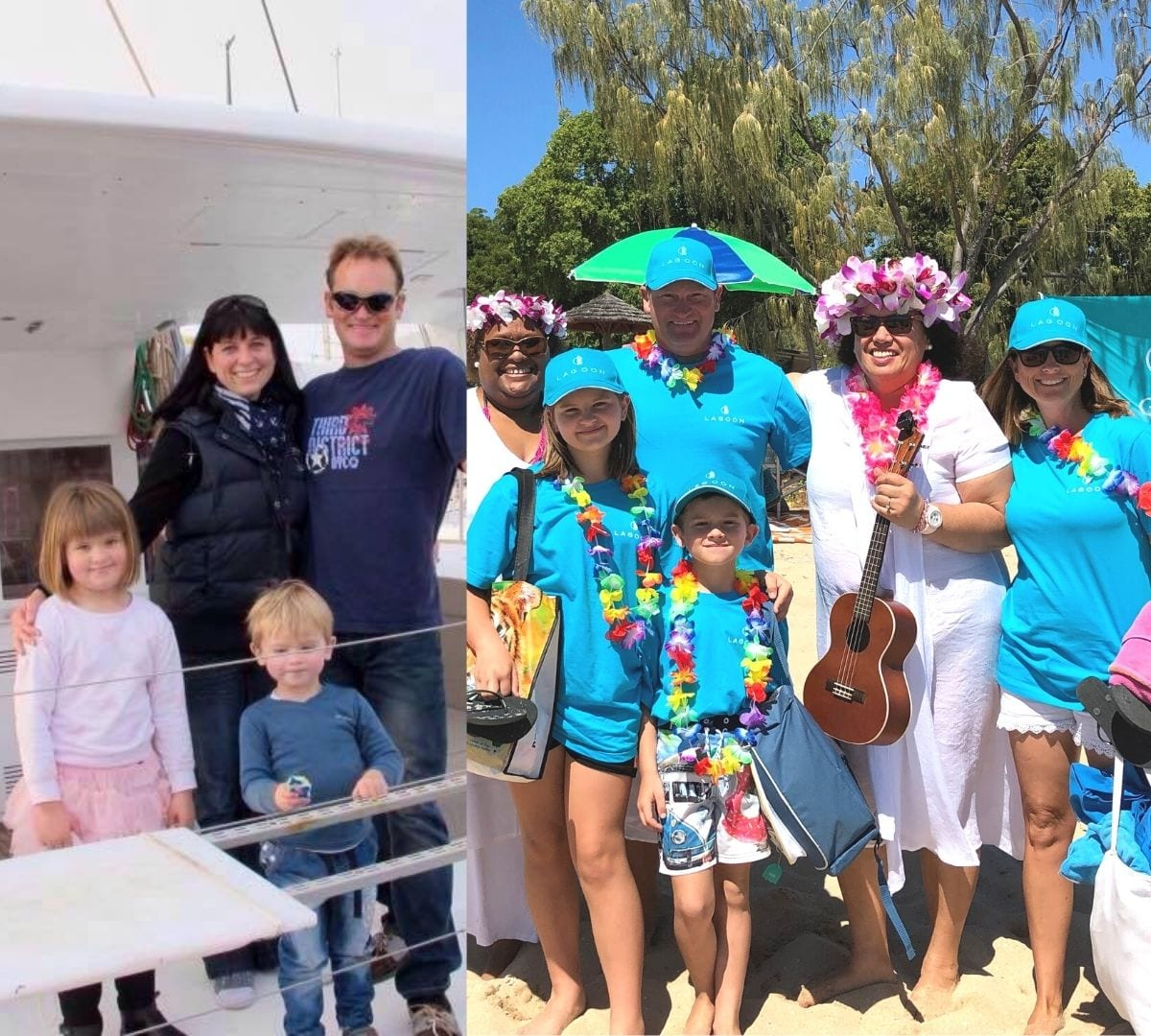 Jadean – Sailing The World With Children