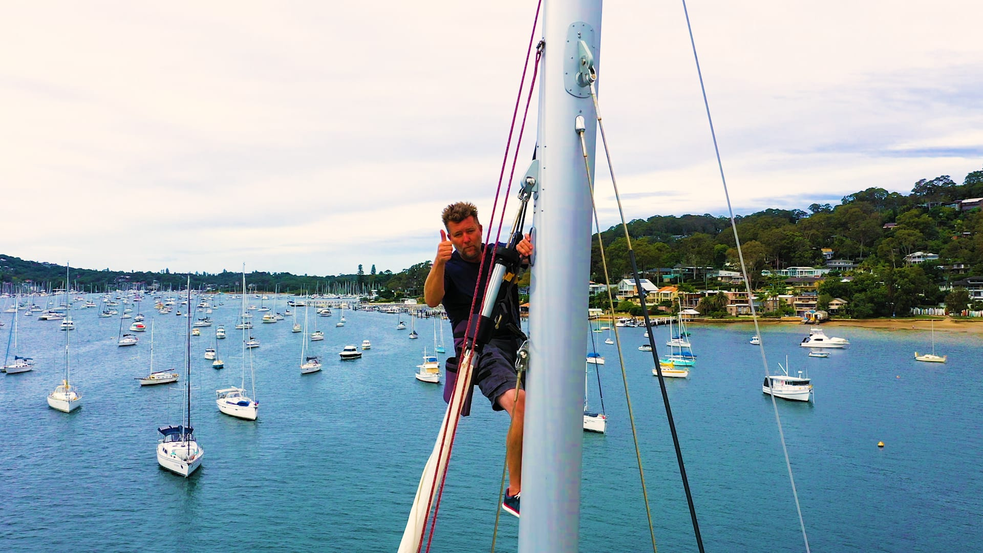 How to Perform a Rig Inspection on a Catamaran