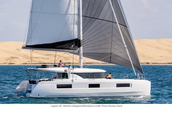 Lagoon 46 Review