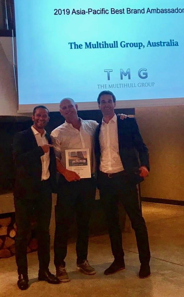 TMG won – Asia-Pacific Best Brand Ambassador