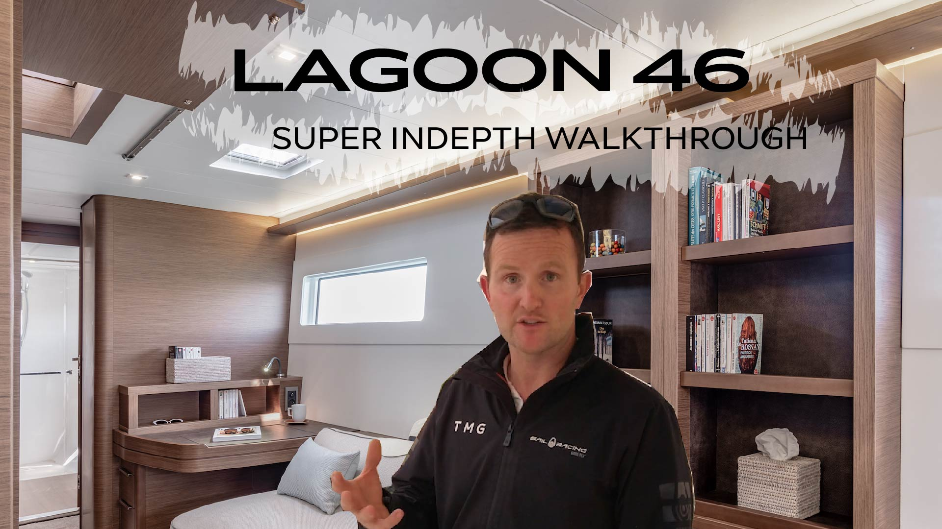 LAGOON 46 WEBINAR WALKTHROUGH