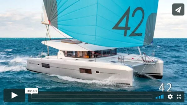Cruising Helmsman Magazine Lagoon 42 Review