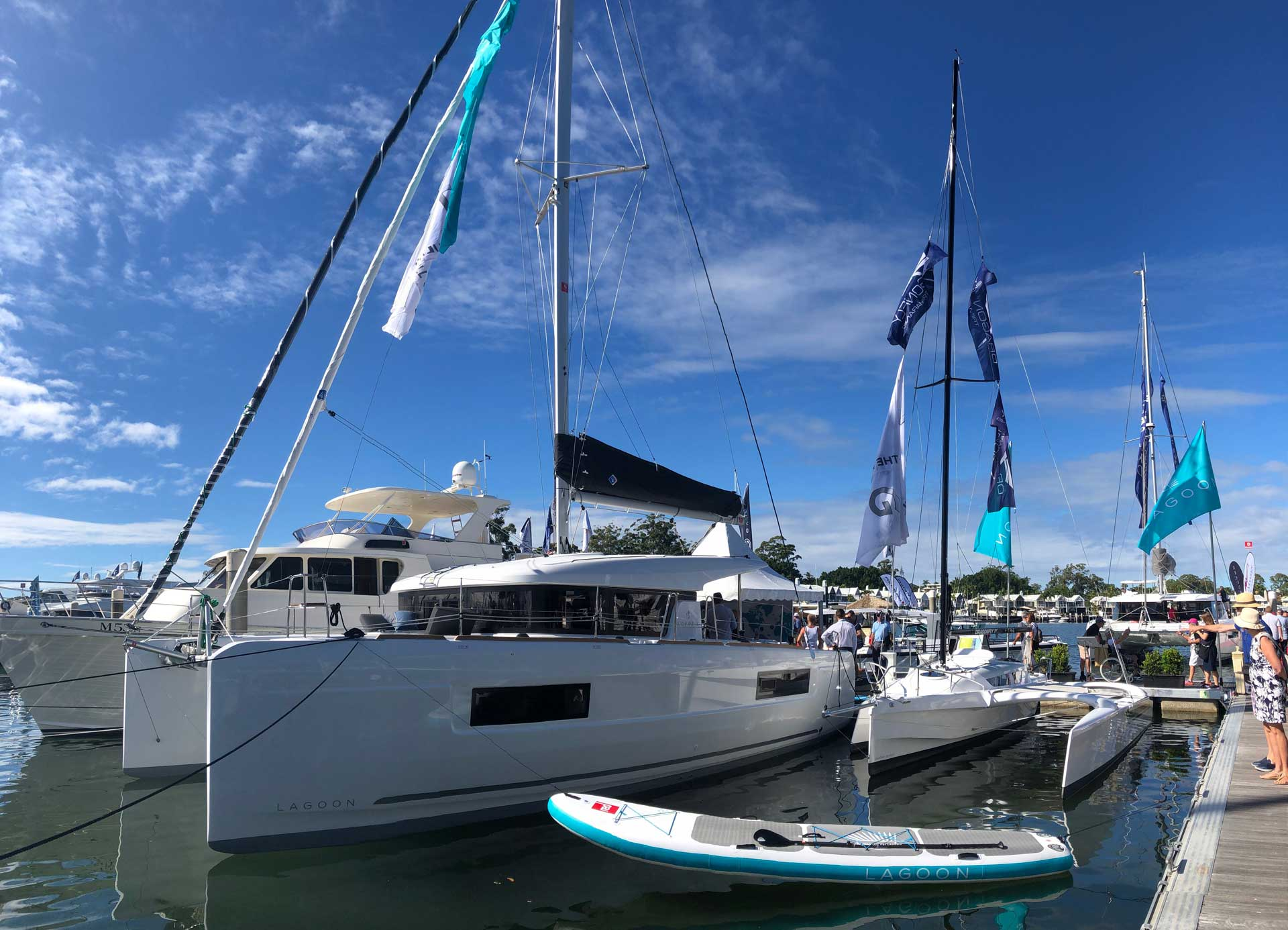 The North and the South – Boat Show Success Stories…