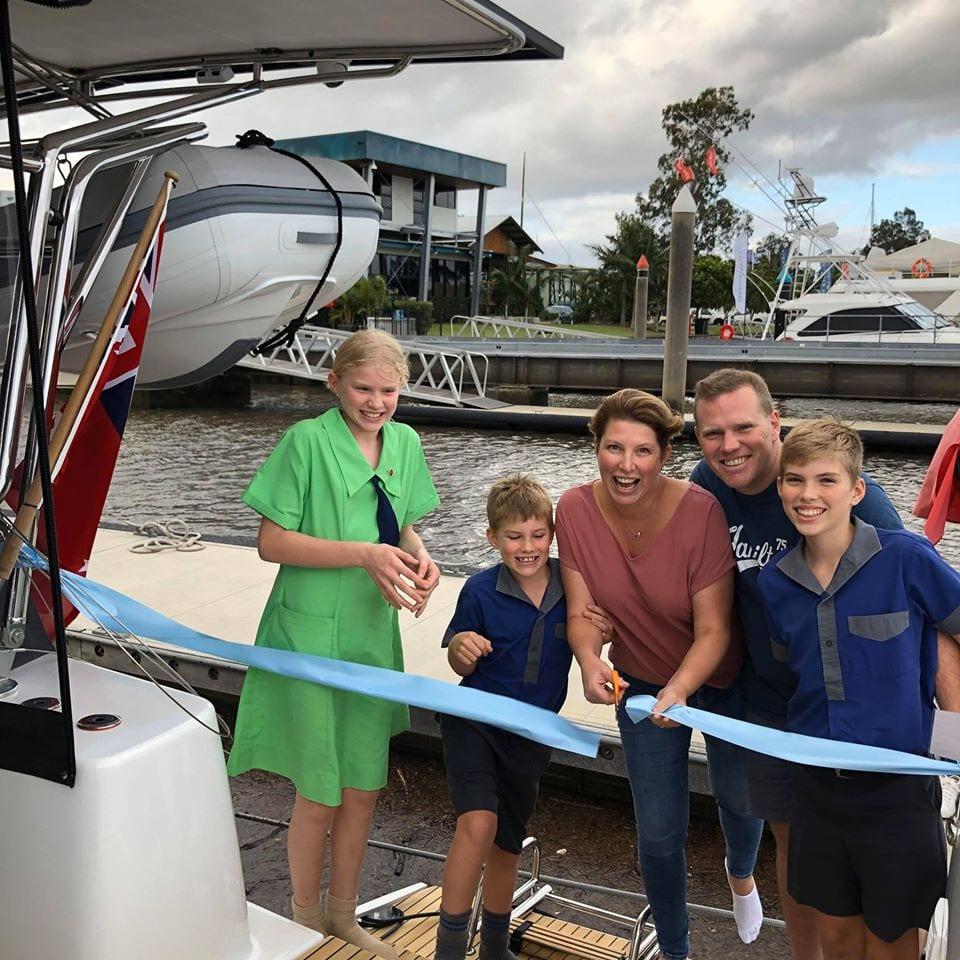 Happy Lagoon 46 owners
