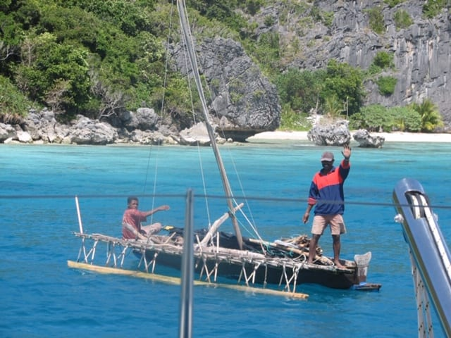Sailing Papua New Guinea with John Pruim
