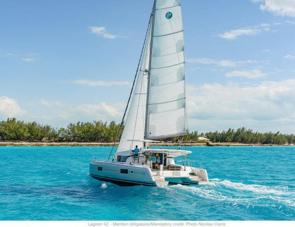Lagoon 46 Review by Phil Ross