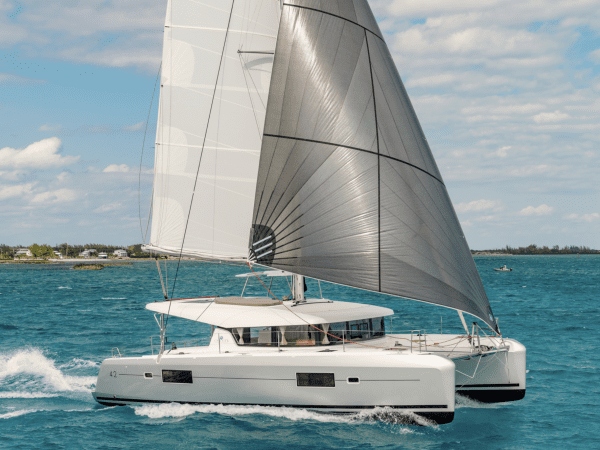 Lagoon 42 test sail opportunities