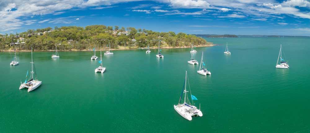 Lagoon Escapade Magic at Lake Macquarie