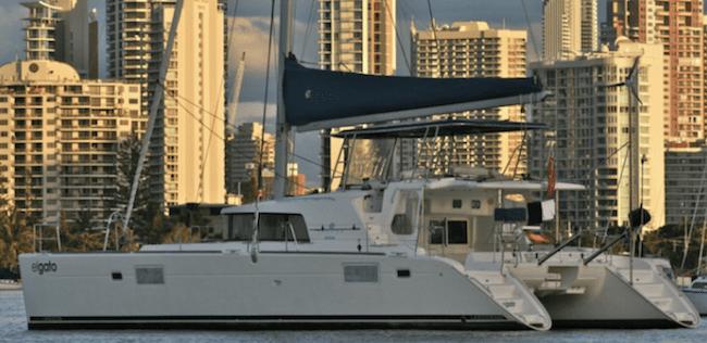 Cruising adventures onboard El Gato