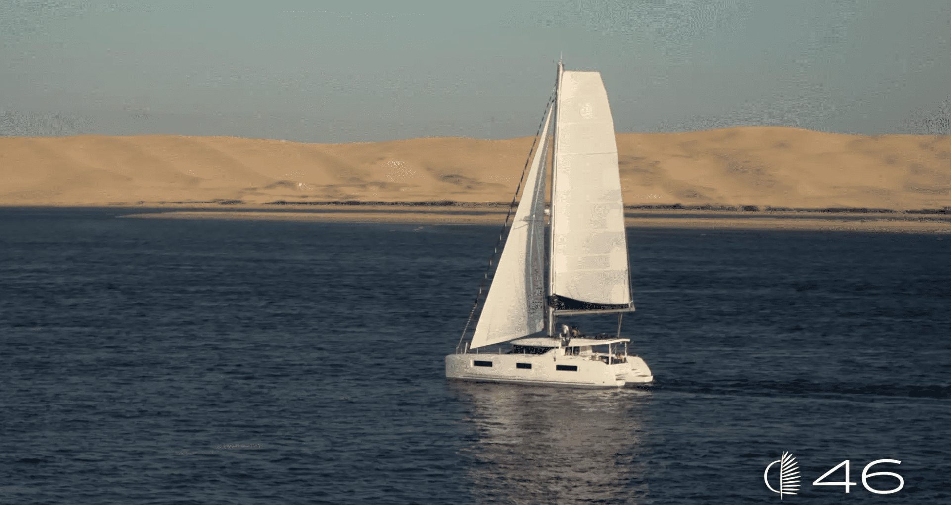 Are you getting excited about the Lagoon 46?