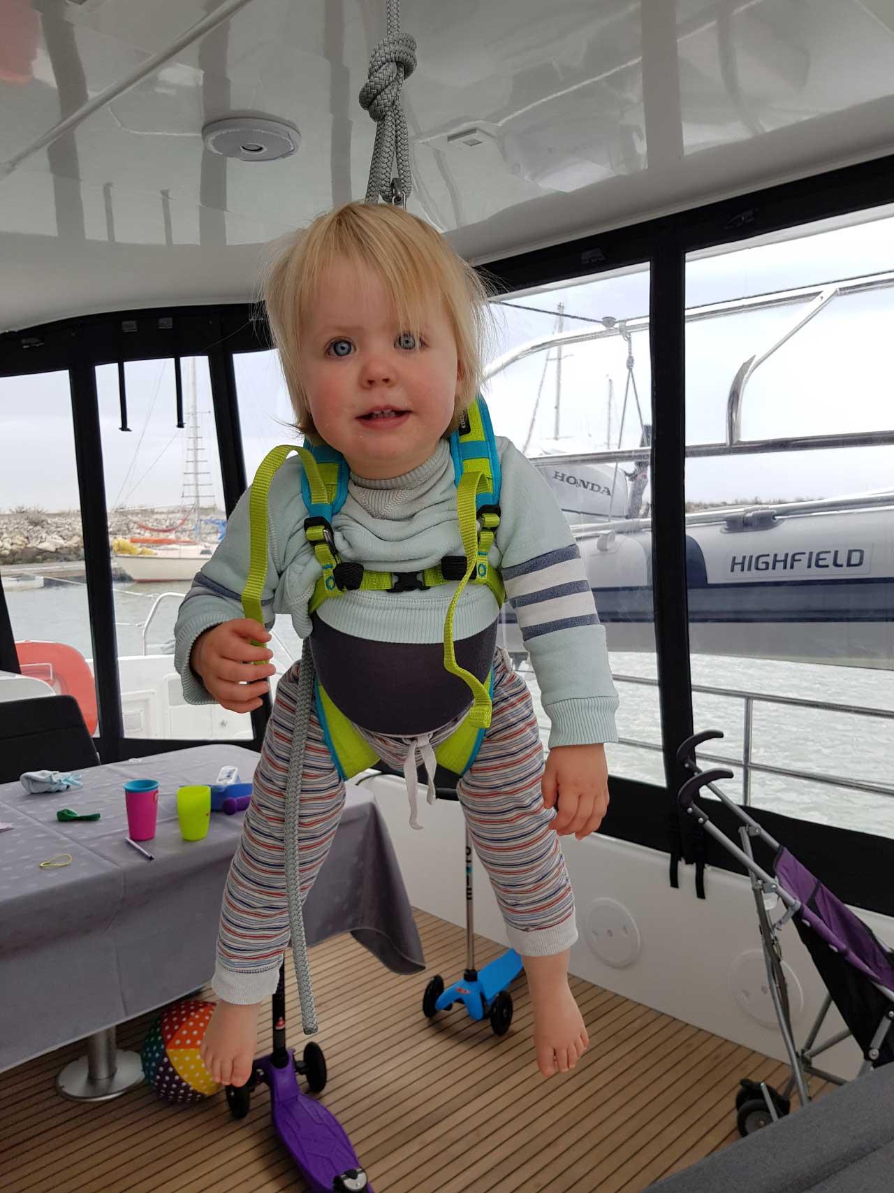 Sailing Sabella April Update