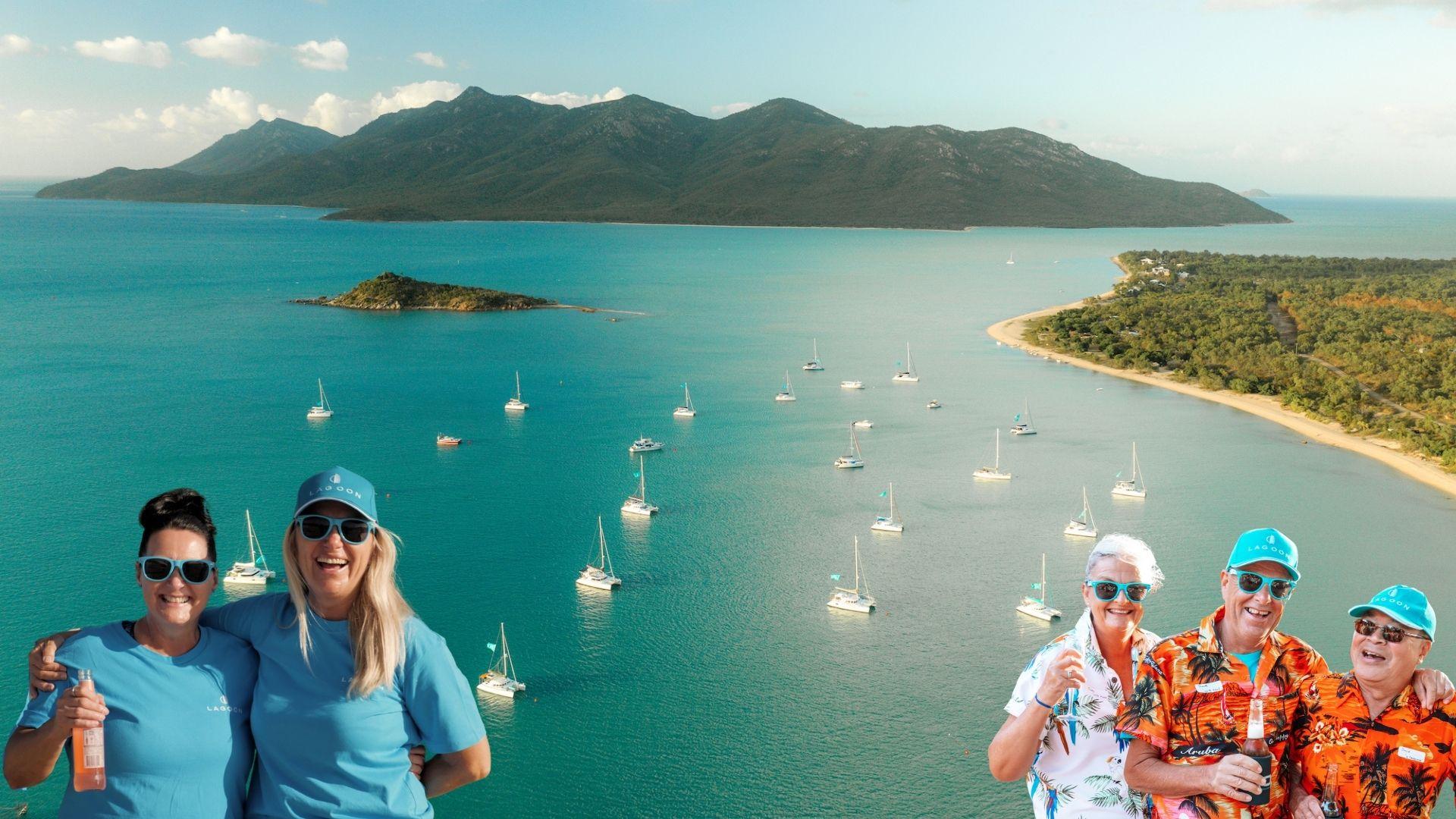Lagoon Escapade Whitsundays 2021
