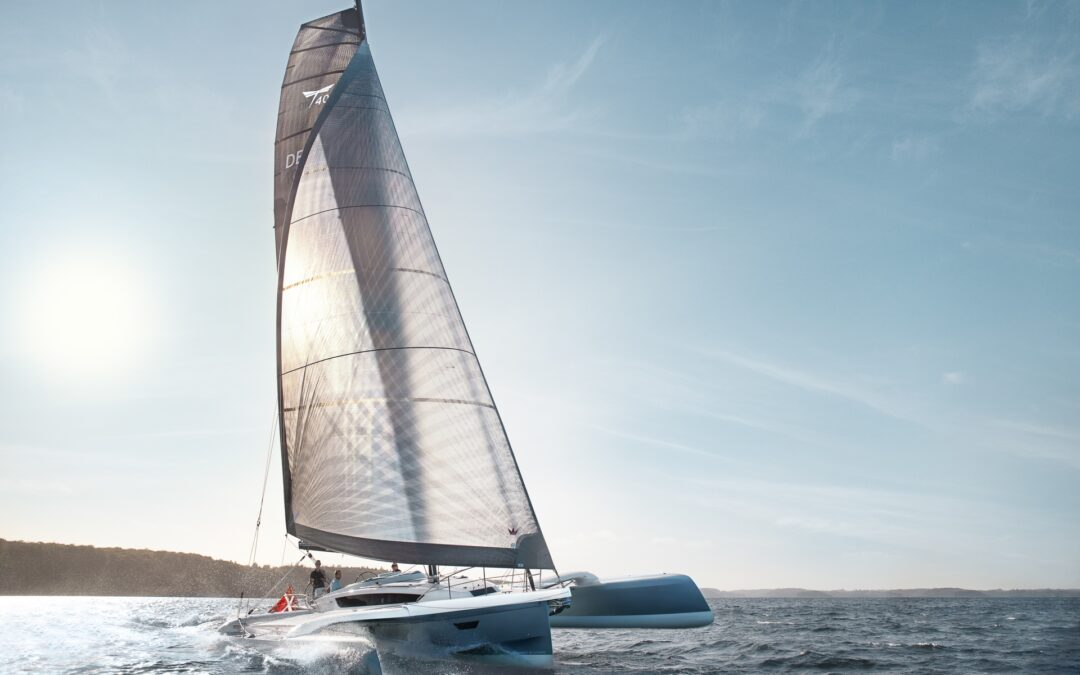 Introducing The Carbon Dragonfly 40